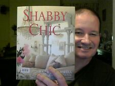 SHABBY CHIC PAPERBACK RACHEL ASHWELL IDEAS GALORE GREAT XMAS GIFT! CHARITY