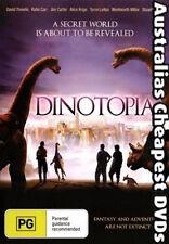 Dinotopia DVD NEW, FREE POSTAGE WITHIN AUSTRALIA REGION ALL