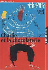Roald Dahl - Charlie et la chocolaterie Théatre
