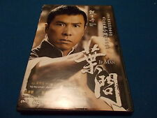 HK DVD Release All Region Donnie Yen IP MAN Chinese Kung Fu Sammo Hung Simon Yam