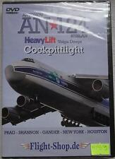 Herpa Wings - 196970 Russian Antonov AN 124 Cock Pit Flight DVD Video 60 mins
