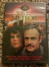 METEOR DVD NEW SEALED Rare OOP Sean Connery Natalie Wood REGION 1 USA WIDESCREEN