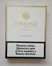 SOBRANIE WHITE RUSSIAN  FOR COLLECTIONS 2