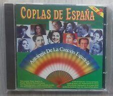 CD´S DOBLE DE LA COPLA DE ESPAÑA VOL.2