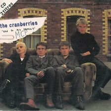 CD SINGLE 2 TITRES--THE CRANBERRIES--ODE TO MY FAMILY