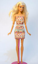 Barbie Doll Party dress wedding gown Casual wears clothes Outfit C100086