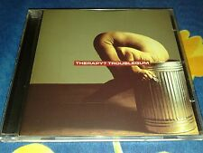 Rare First press CD:Therapy?-Troublegum (Screamager,Nowhere,Isolation)