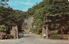 New York, NY      WATKINS GLEN STATE PARK-MAIN ENTRANCE    1962  Postcard