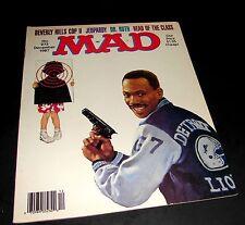 MAD Magazine 275 Dec 1987 Beverly Hills Cop II Eddie Murphy Alfred E Neuman 1 GD