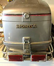 82, 83  HONDA GL 500 GL500 SILVERWING REAR BACK TRUNK LUGGAGE CASE STOCK OEM