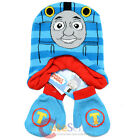 Thomas The Tank Engine Freidns Beanie Mitten Gloves Set - Blue Stripe Thomas