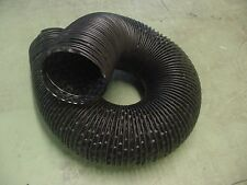 "Olds 4"" Black Flexible Air Cleaner Intake Tube Hose Defroster SOLD BY THE FT Nos"