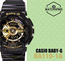 Casio Baby-G Layered 3D Metallic Face Watch BA110-1A