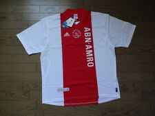 Ajax Amsterdam 100% Original Jersey Shirt 2001/02 Home XL Still BNWT NEW