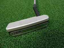 "USED JAPAN PRGR SILVER BLADE 01SN 33"" PUTTER PRGR GOLF 33"" PUTTER SILVER BLADE"