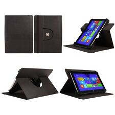 "Premium Thin PU Leather Case/Cover For 12.3"" Microsoft Surface Pro 4 Tablet -UK"