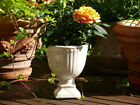 Chic Antique Übertopf Vase Vintage Antik-Look Nostalgie