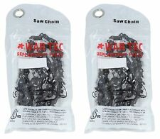 "12"" Chainsaw Chain Pack Of 2 Fits STIHL 021 023 MS211 MS231 MS200 020 MS201T"