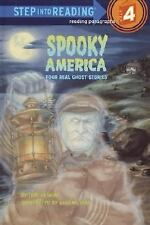 Spooky America: Four Real Ghost Stories (Step into Reading), Lori Haskins, Good