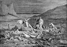 Gustave Dore - The Styx ++ POSTER, DIN-A2 ++ Dürer, Kittelsen, Blake ++ NEU !!