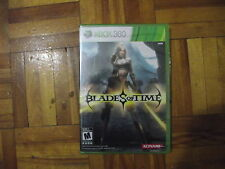 Blades of Time (Microsoft Xbox 360, 2012)