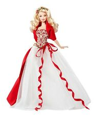 HOLIDAY BARBIE 2010 COLLECTOR DOLL MATTEL