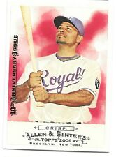2015 Topps Allen & Ginter A&G Coco Crisp  2009 10th Anniversary Buyback