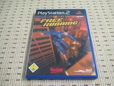 Free Running für Playstation 2 PS2 PS 2 *OVP*