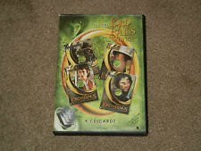 LORD Of The RINGS: The Fellowship Of The Ring: Set One (Movie, 4 CD Cardz)