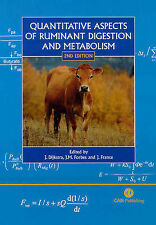 Quantitative Aspects of Ruminant Digestion and Metabolism (Cabi), , Very Good Bo