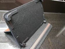 """Brown 4 Corner Grab Angle Case/Stand for 7"""" ZT-280 C71 Zenithink upad Tablet PC"""