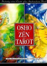 Osho Zen Tarot: The Transcendental Game Of Zen Osho Books-Good Condition