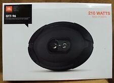"NEW JBL GT7-96  6"" x 9"" 3-Way GT7-Series Coaxial Car Audio Speakers (1-Pair)"