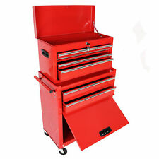 EGO Portable Toolbox Top Chest Rolling Cart Storage Box Cabinet Sliding Drawers