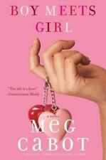 BOY MEETS GIRL Meg Cabot BRAND NEW BOOK Ebay BEST PRICE!