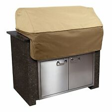 Classic Accessories Veranda Island Grill Top Cover-PEB,Medium 55-054-031501-00