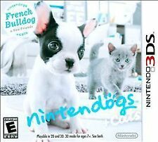 Nintendogs + Cats:  French Bulldog and New Friends by
