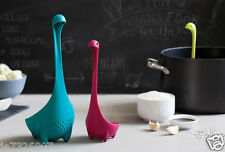 Mamma Nessie Ladle Loch Ness Monster Serving Colander Spoon Home Kitchen Ototo