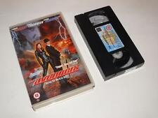 VHS Video ~ The Avengers ~ Fiennes / Thurman ~ Large Case Ex-Rental ~ Warner