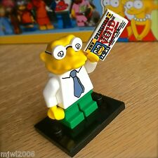 LEGO 71009 THE SIMPSONS Minifigures HANS MOLEMAN #10 SERIES 2 SEALED Minifigs