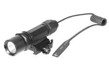 "UTG 400 Lumen Combat LED Weapon Flashlight, 4.3"", Integral Mount LT-EL202R-A"