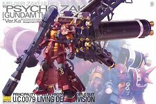 Bandai MG 094319 GUNDAM MS-06R ZAKU II High Mobility Psycho ZAKU 1/100 scale kit