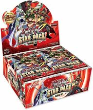 Yugioh 2015 Star Pack Series 3 Arc-V 1ST EDITION Booster Box - 50 packs