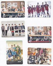 KPOP iKon JinHwan YunHyeong BOBBY HanBin B.I DongHyuk Jun Hoe Chan Woo 6 card