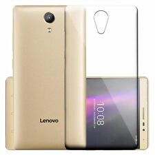 "New Lenovo Phab 2 - 6.4"" inch TP Transpare rubber silicon flexible Case cover"