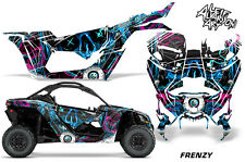 AMR Racing Can Am Maverick X3 Full Graphic Kit Wrap Sticker Parts 2016 + FRENZY