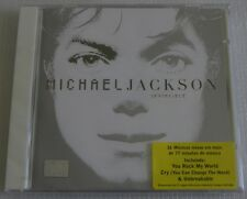 MICHAEL JACKSON INVINCIBLE CD MADE IN BRAZIL RARE FIRST PRESSING 2001 W/ STICK
