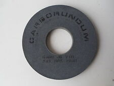 "Carborundum GA60 J6 V10 Grinding Wheel 14 1/8"" x 1"" x 5"" Center Hole"