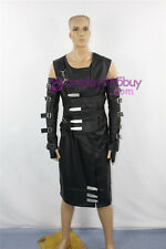Resident Evil Nemesis Jacket Cosplay Costume include pants and buttons props