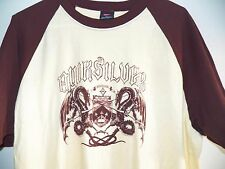 New Men's QUICKSIVER Snake logo Adult Extra Large T-Shirt